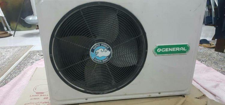 نصب استاندارد کولر گازی تهران